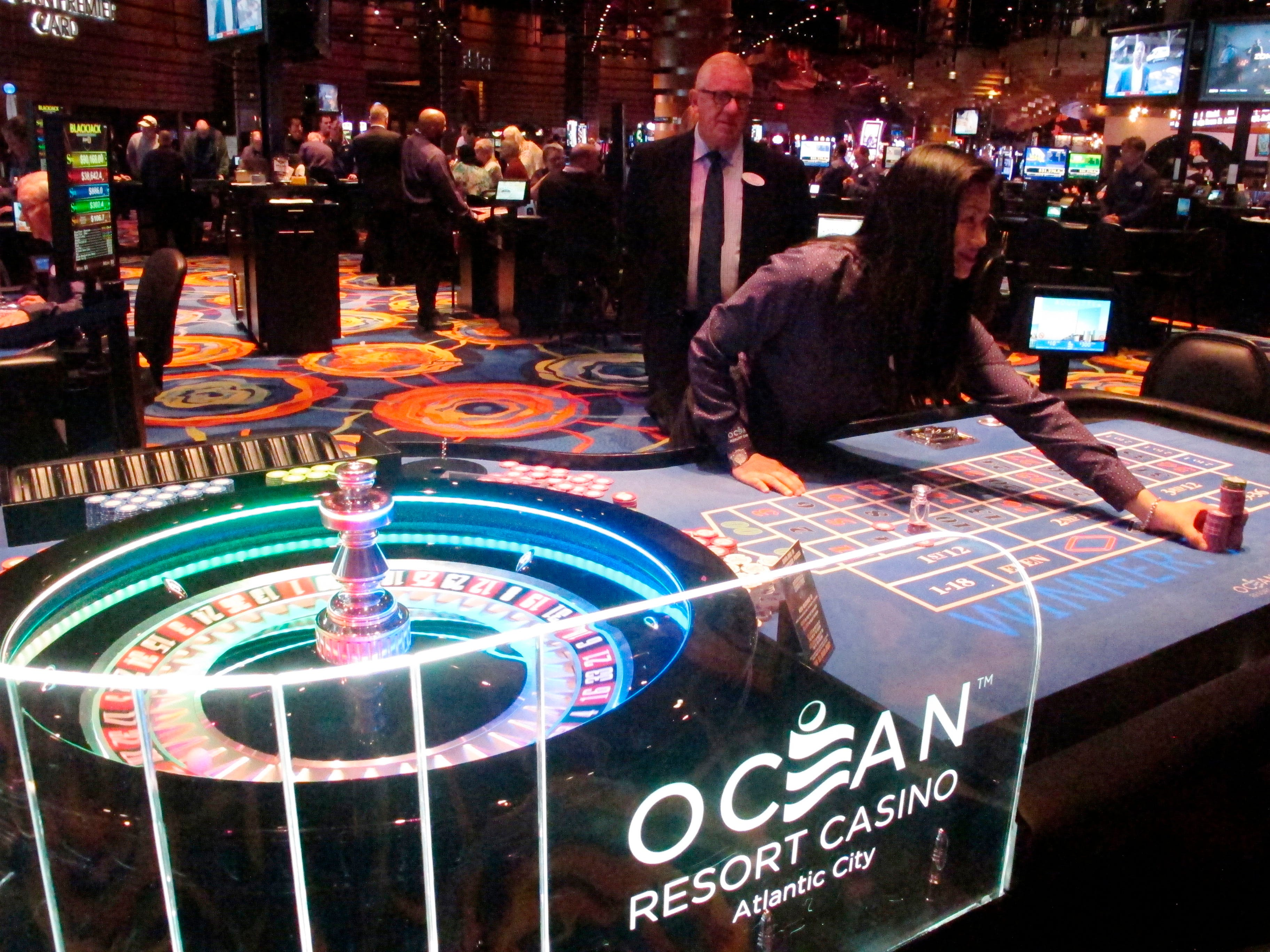 First casino opening in atlantic city