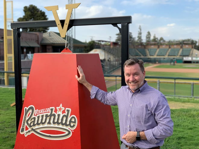 Tom Seidler, president of Rawhide Baseball in Visalia, announced he's selling the team after 17 years of ownership.