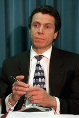 Andrew Cuomo in 1997 during his tenure as secretary of the U.S. Department of Housing and Urban Deveolpment under President Bill Clinton.