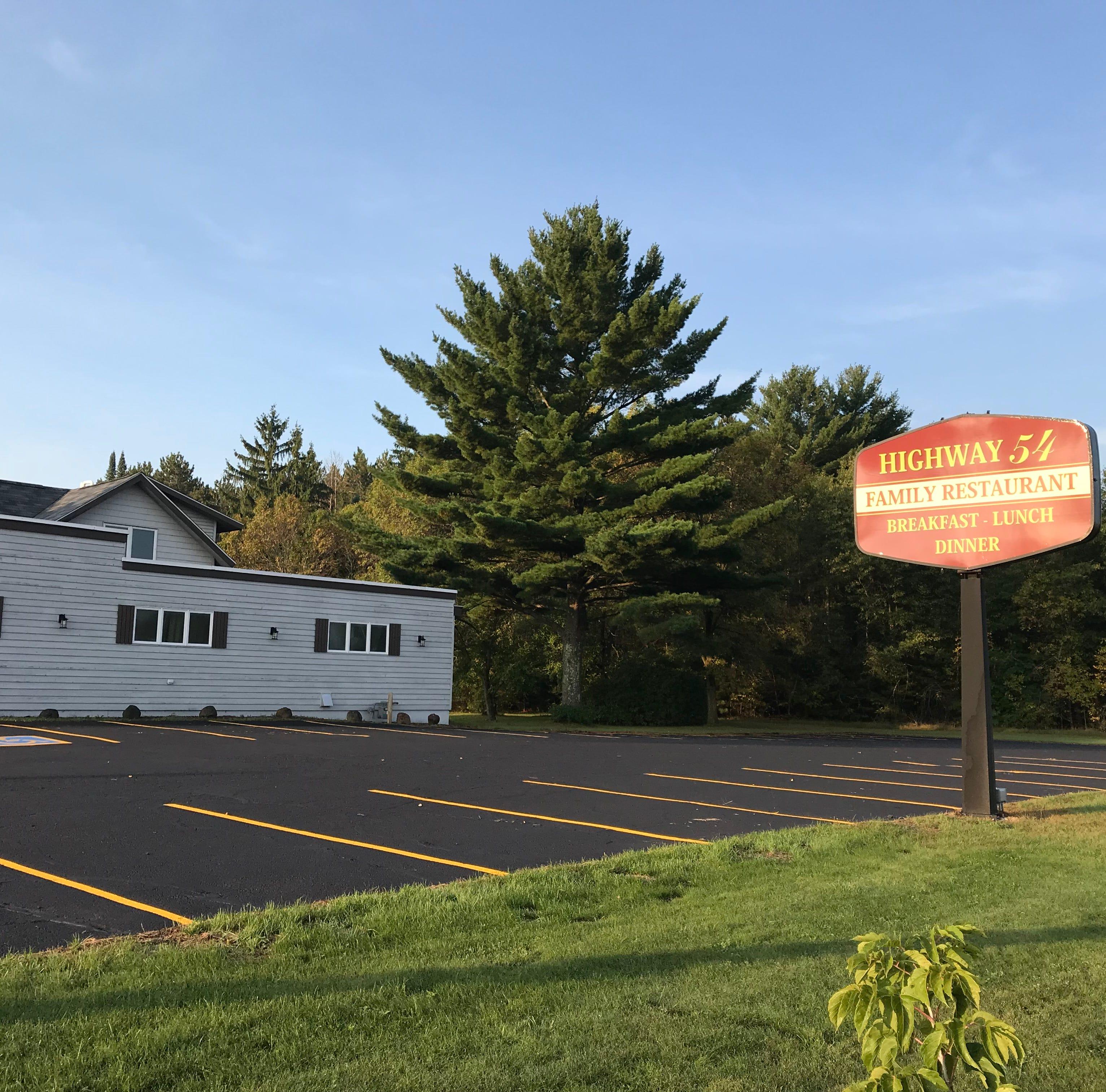 Highway 54 Family Restaurant to open near Wisconsin Rapids
