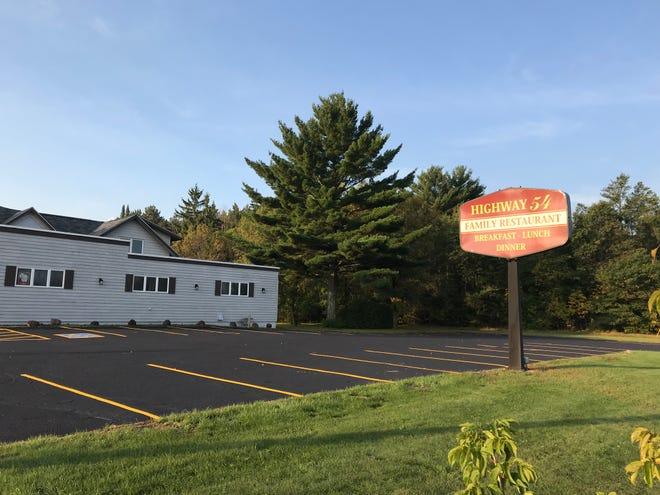 Highway 54 Family Restaurant will open Oct. 8, 2018 near Wisconsin Rapids.