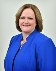 Leslie Schaffner, executive director of the Wichita Falls Area Community Foundation.