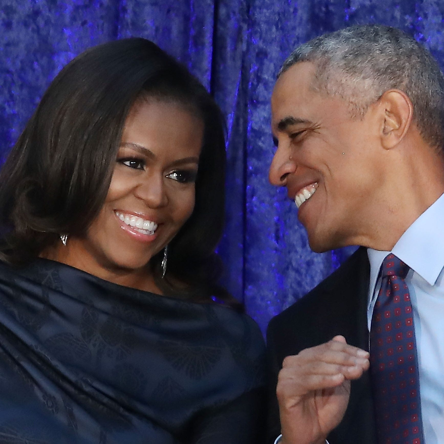See Barack Obama's sweet message to Michelle on her 55th birthday