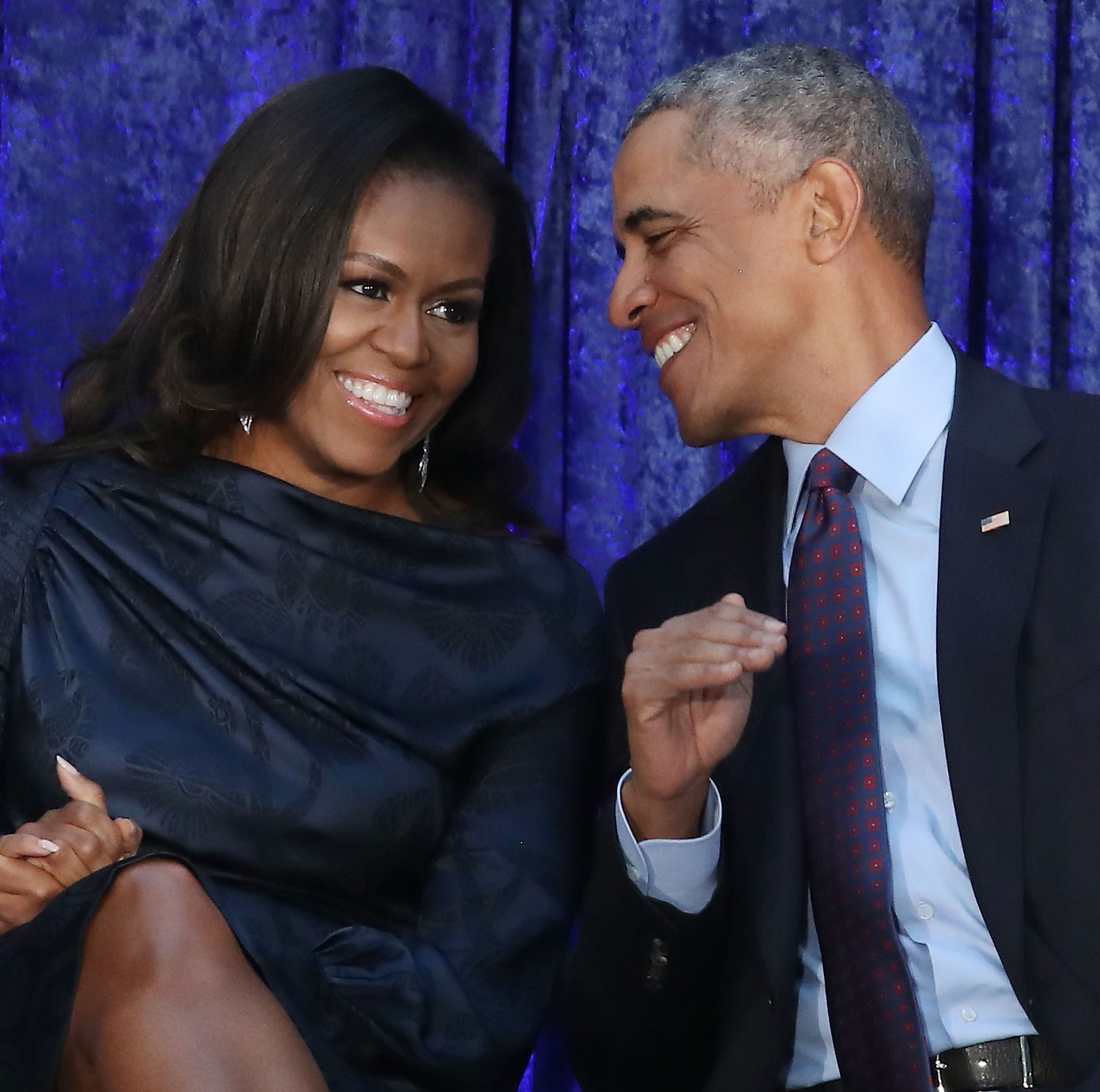 Happy anniversary: Barack and Michelle Obama celebrate 26 years with sweet tributes
