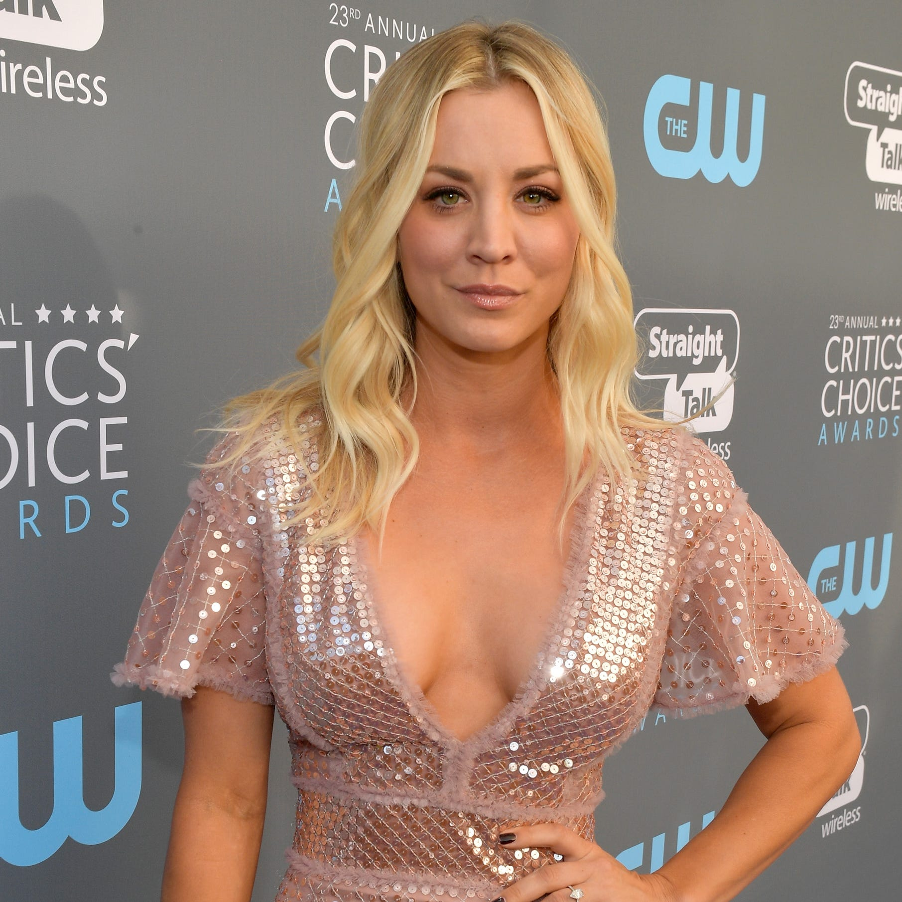 Kaley Cuoco shares behind-the-scenes clips from emotional 'final flash mob' on 'Big Bang'
