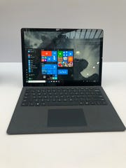 Touch-enabled laptop from Microsoft offers a stunning 13.5-inch touch-screen display and long battery life.