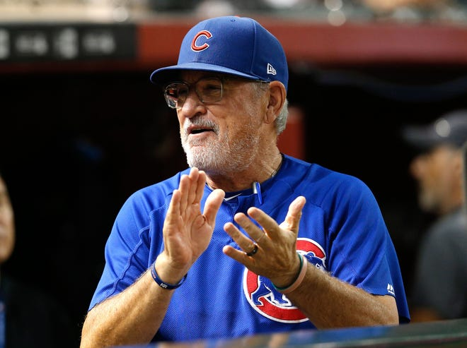 Since Joe Maddon arrived in 2015, he took the Cubs to playoffs last four years.