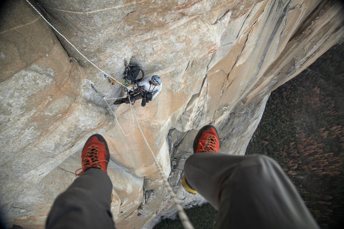 Free Solo': How filmmakers avoided killing Alex Honnold as