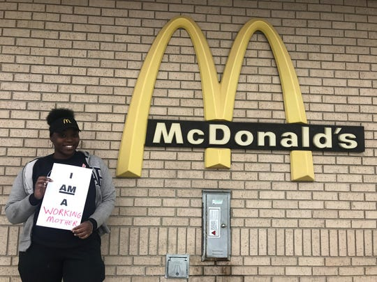 Kim Lawson says the #MeToo movement, and moreso her anger at being ignored when she reported being sexually harassed, has led to her becoming an activist and one of the leaders of the McDonald's walkout last month to protest workplace sexual abuse.