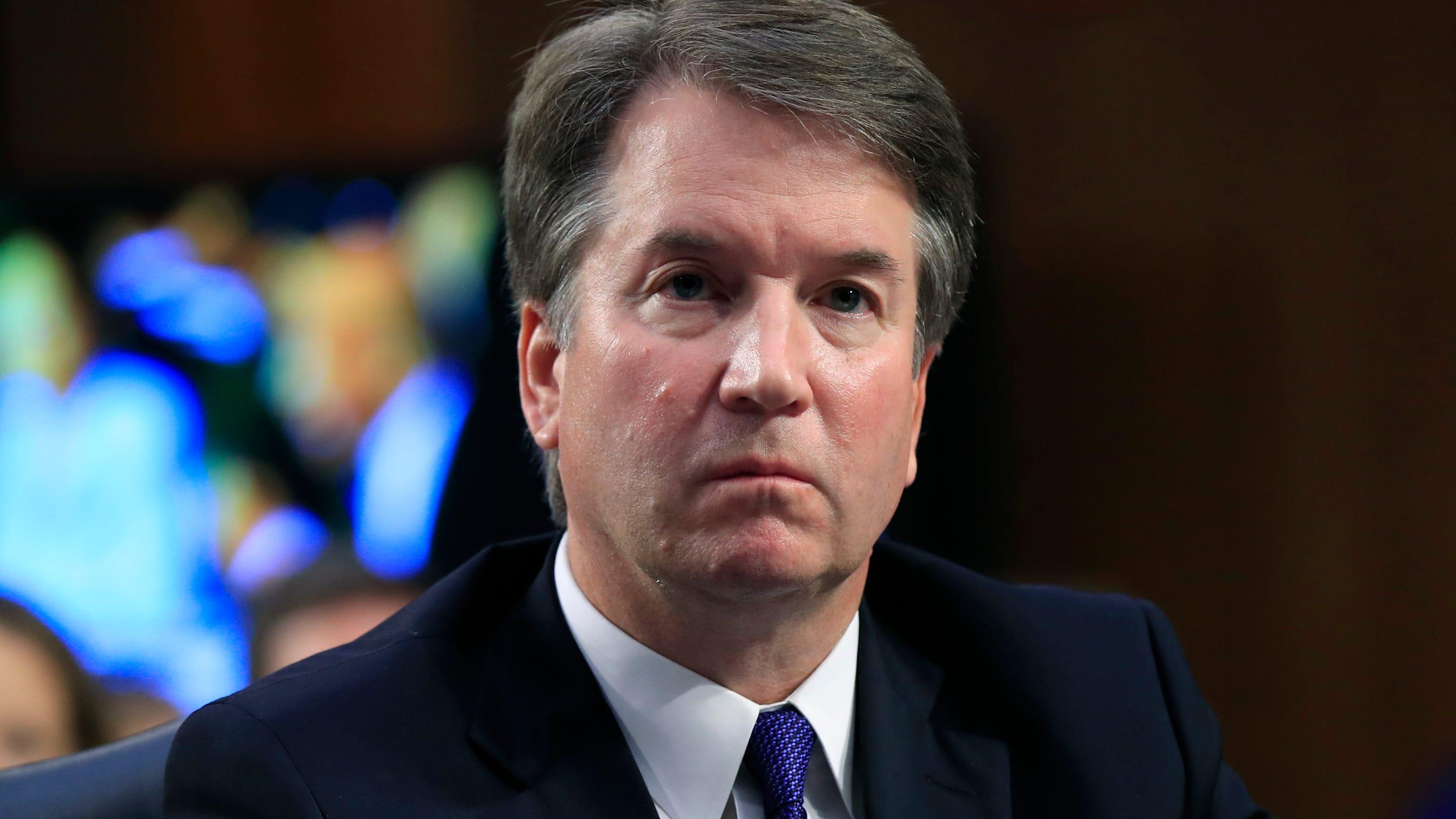 Brett kavanaugh fbi finishes probe senate sets up procedural vote m4hsunfo