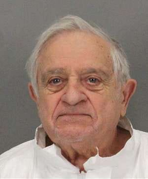 Anthony Aiello, 90, was arrested and charged with murdering his stepdaughter.