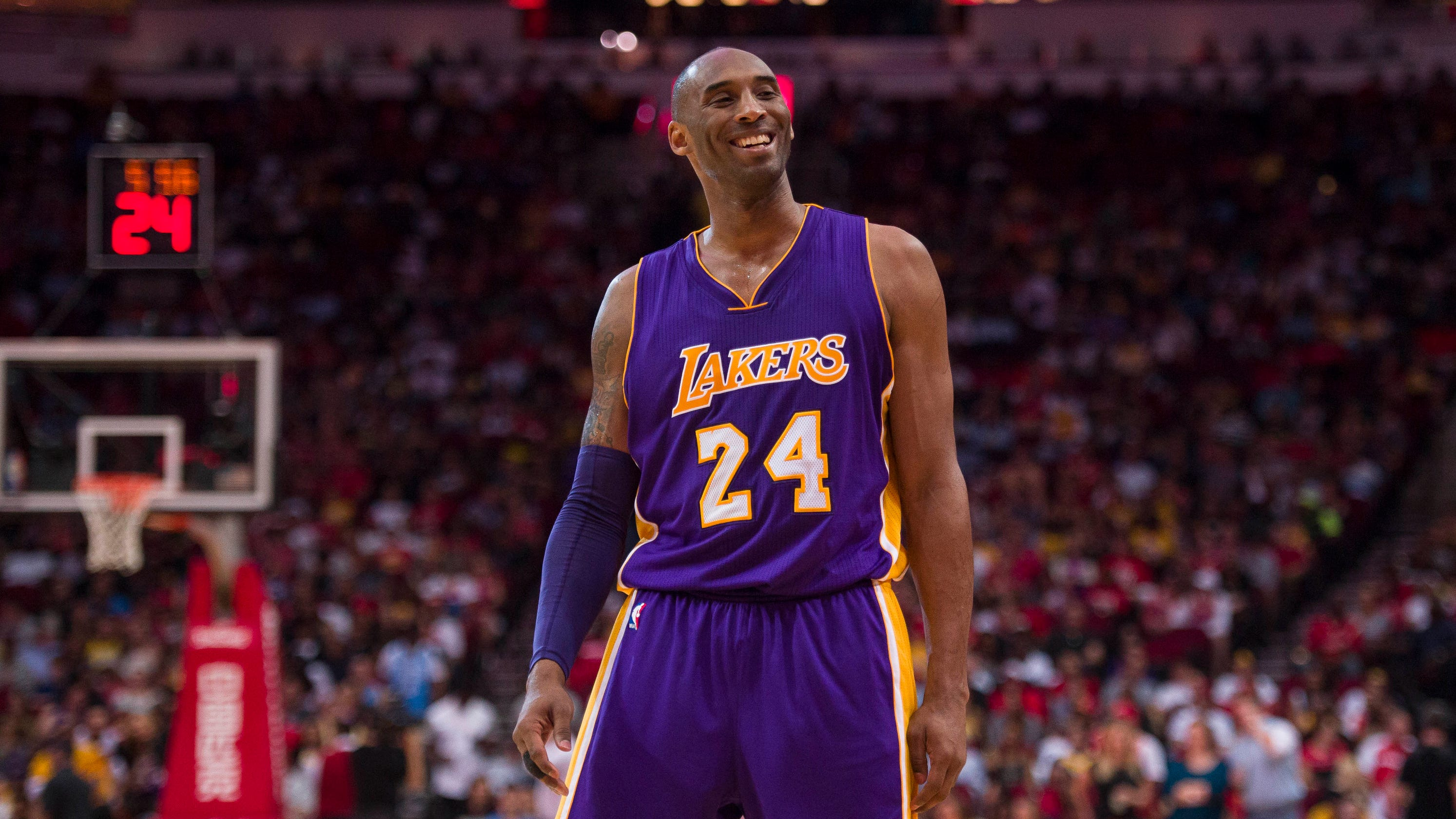 save off 6f969 78e48 Kobe Bryant: New angle raises doubts about iconic 'no flinch'