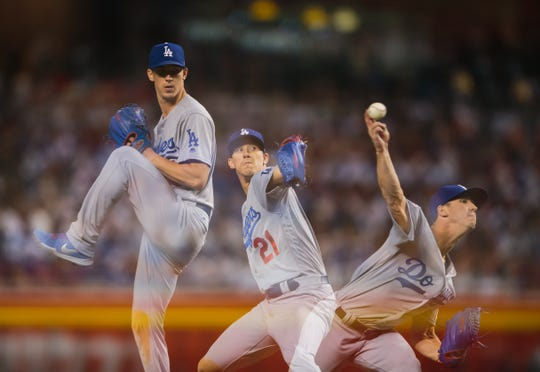 Rookie right-hander Walker Buehler has been a mystery to opposing hitters, especially down the stretch. In his last four starts -- including Monday's NL West tiebreaker -- he's posted a 0.68 ERA.