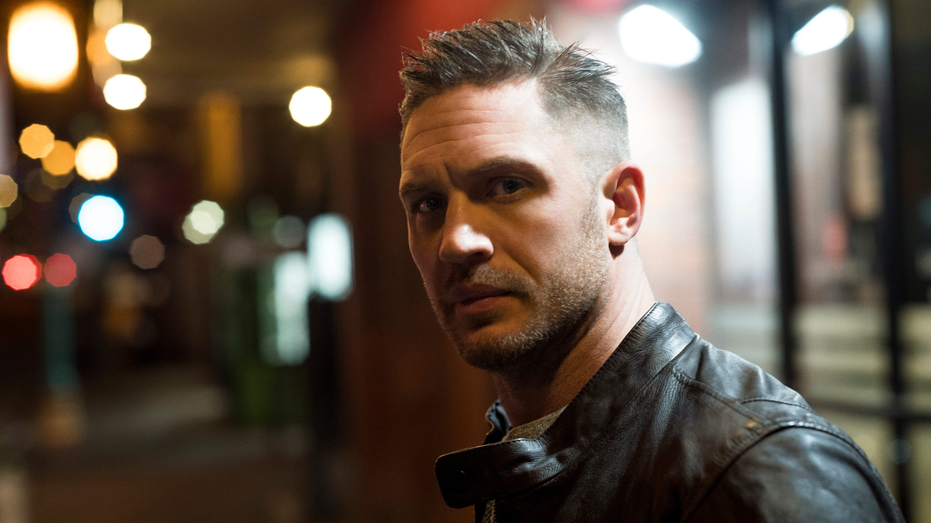 Tom Hardy takes on 'Venom,' and maybe the Marvel universe, too