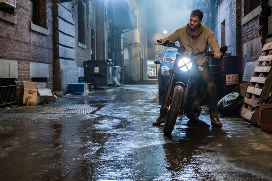 "Tom Hardy plays investigative journalist Eddie Brock in ""Venom."""