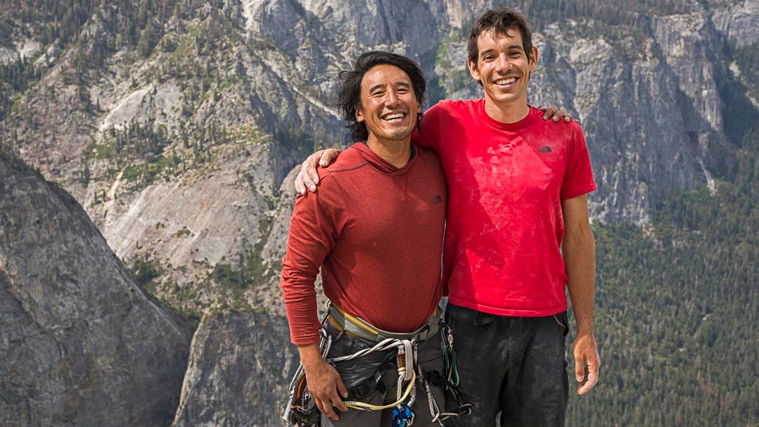 Free Solo How Filmmakers Avoided Killing Alex Honnold As He Climbed