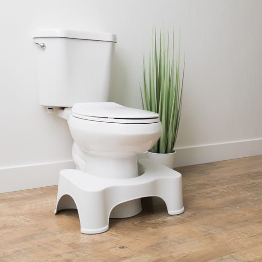 "The Squatty Potty is one of the top-selling products featured on ""Shark Tank."""