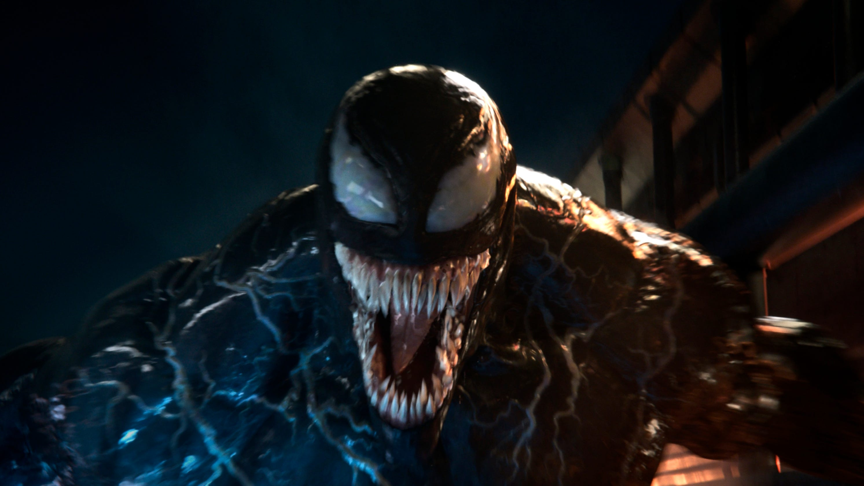 Venom': 10 burning questions about Tom Hardy's bonkers
