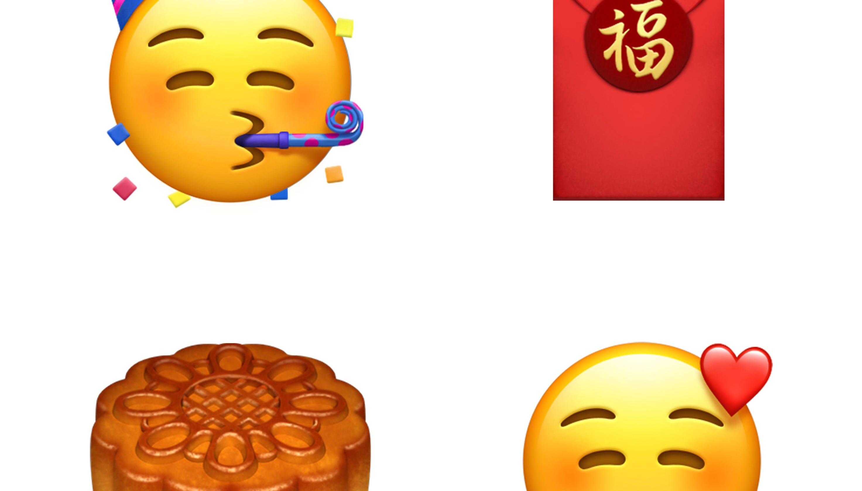Apples Adding 70 New Emoji In IOS 121 Update