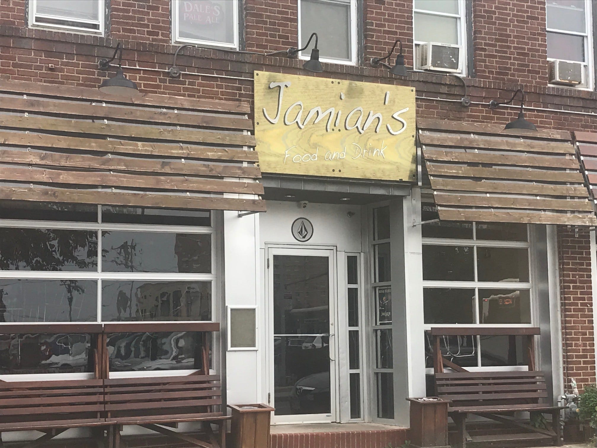 Jamian's Food and Drink is at 79 Monmouth St. in Red Bank.
