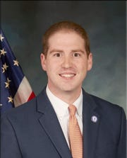 Tony Perry, member of the Middletown Township Committee