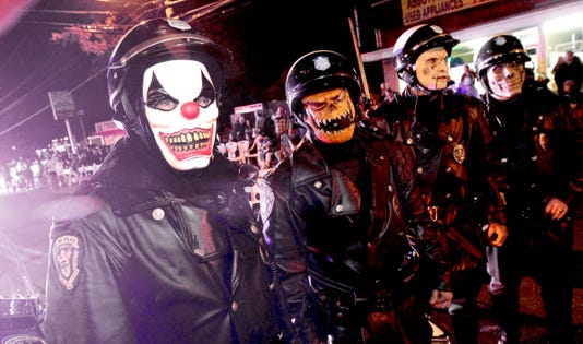 Asb 1101 Toms River Halloween Parade