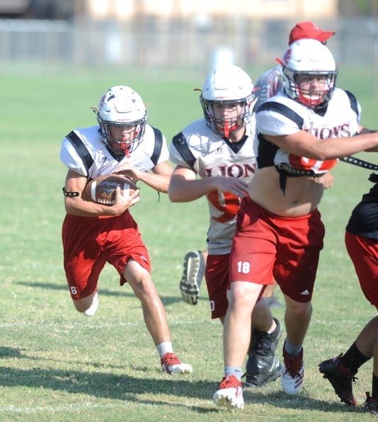 Roby football