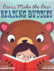 """Bears Make the Best Reading Buddies"" by Carmen Oliver"