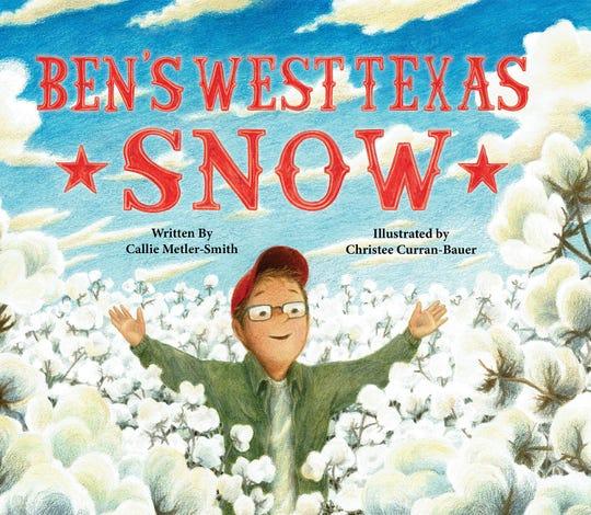 """Ben's West Texas Snow"" by Callie Metler-Smith"