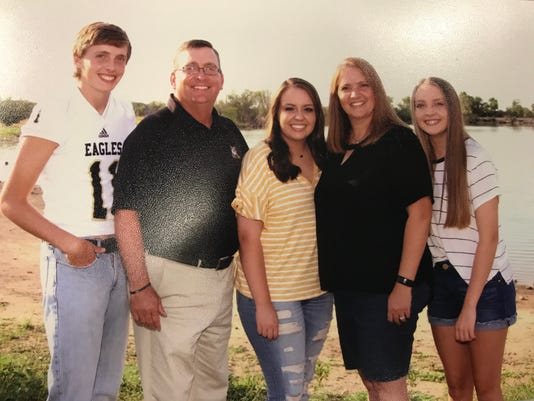 Cox Family Photo