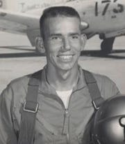 This undated photo provided by the Defense POW/MIA Accounting Agency shows Charles B. Goodwin, of Haskell, Texas.