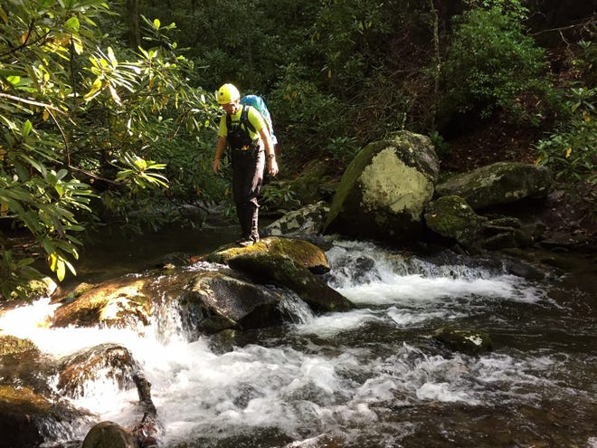 Great Smoky Mountains conditions where searches looked for a missing hiker, who was found dead Oct. 2,include steep, rugged terrain.
