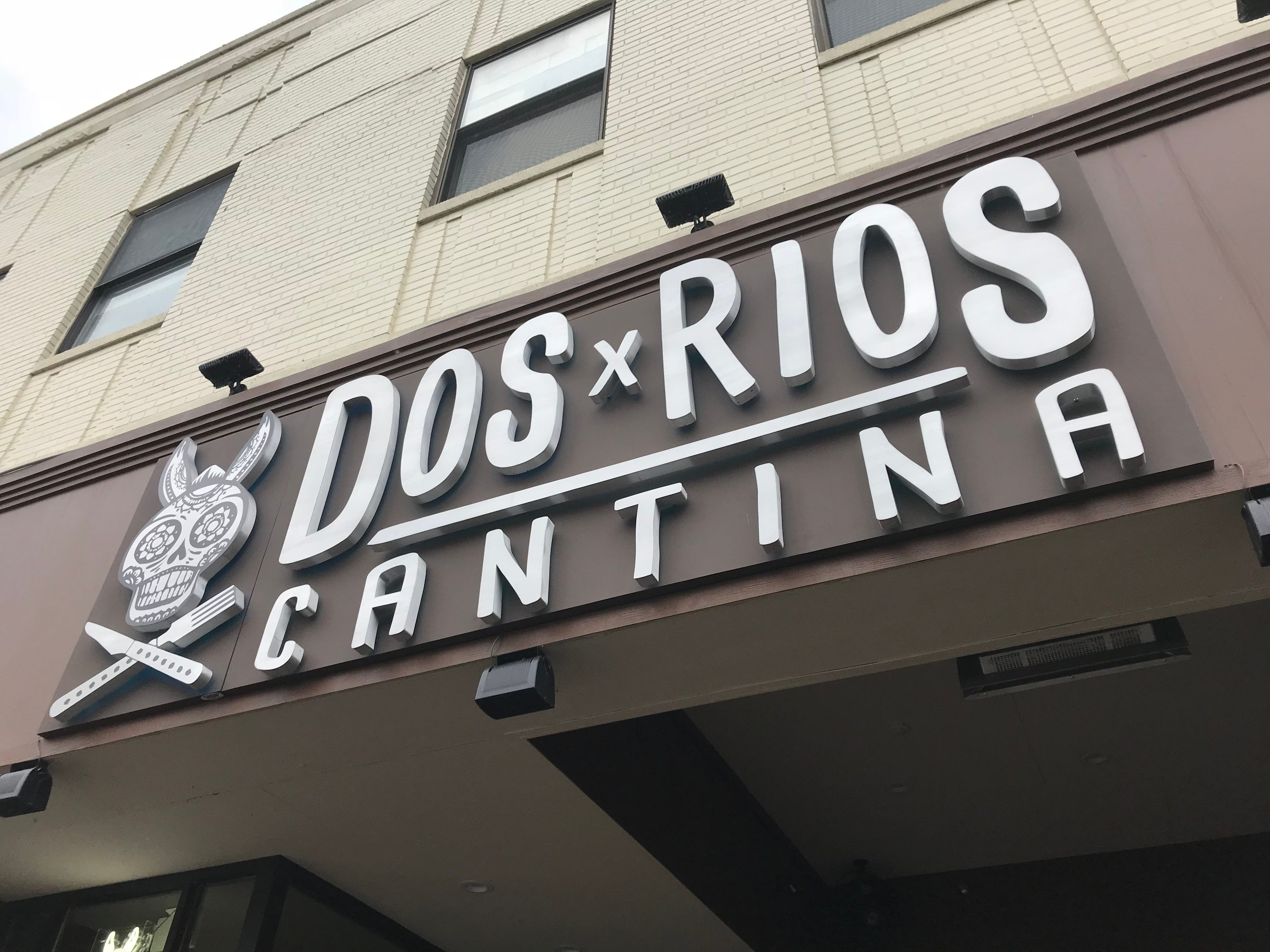 Dos Rios Cantina is located on 60 Court Street in Binghamton.