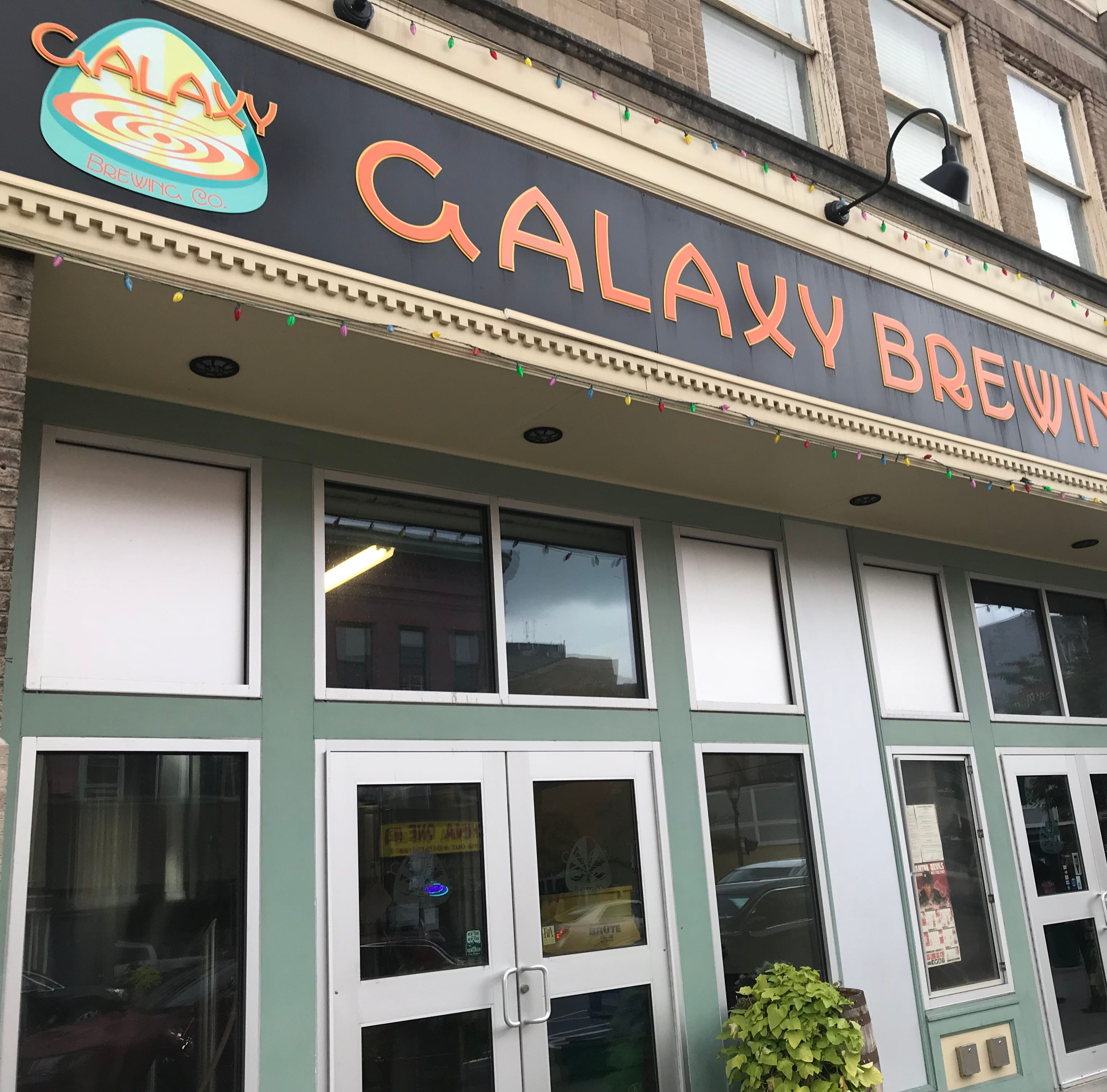 Galaxy Brewing Co. to shut down restaurant, expand brewing operation