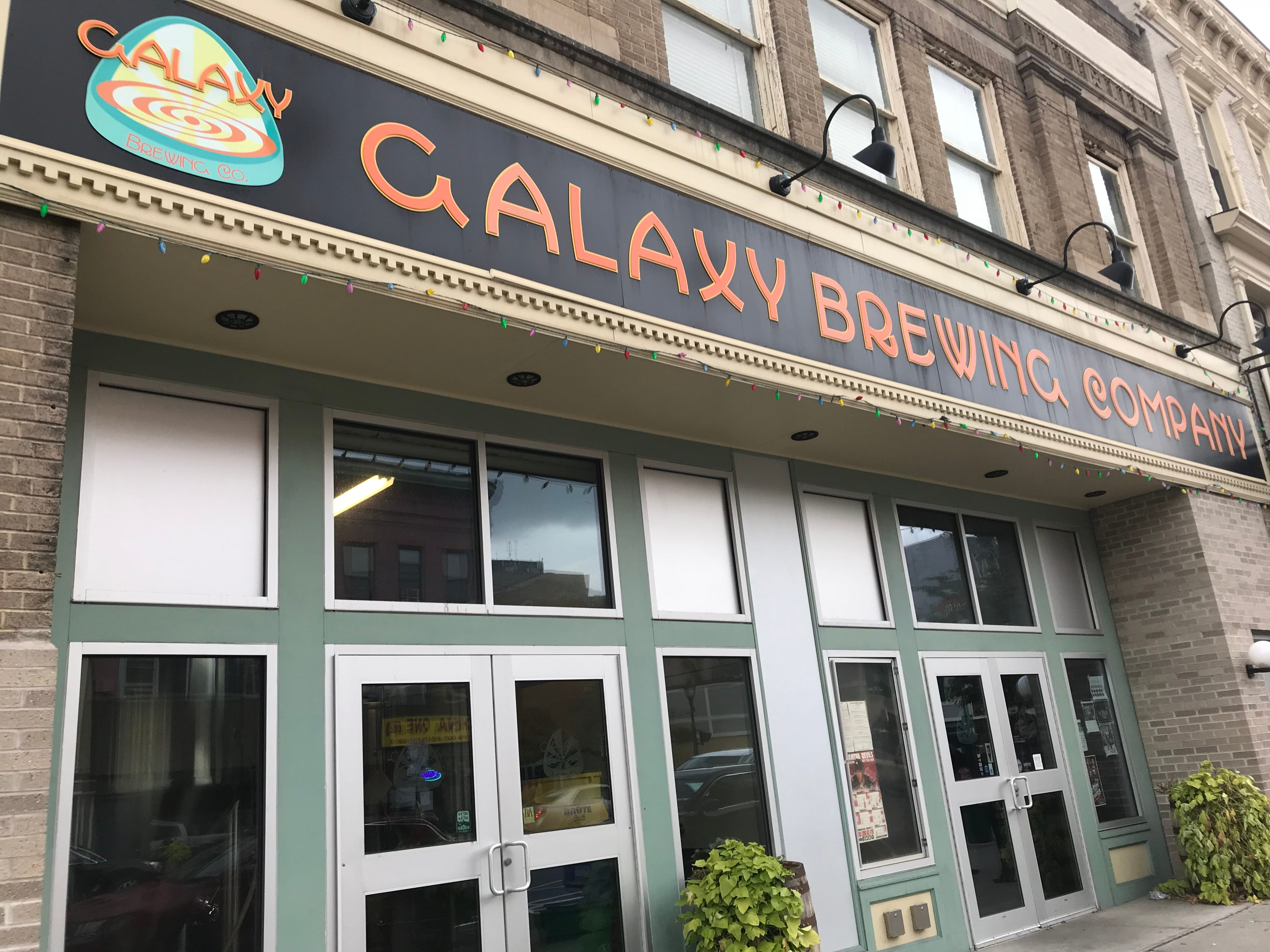 Galaxy Brewing Co. is at 41 Court St. in downtown Binghamton.