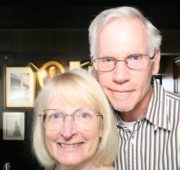 Ken and Susan Lee