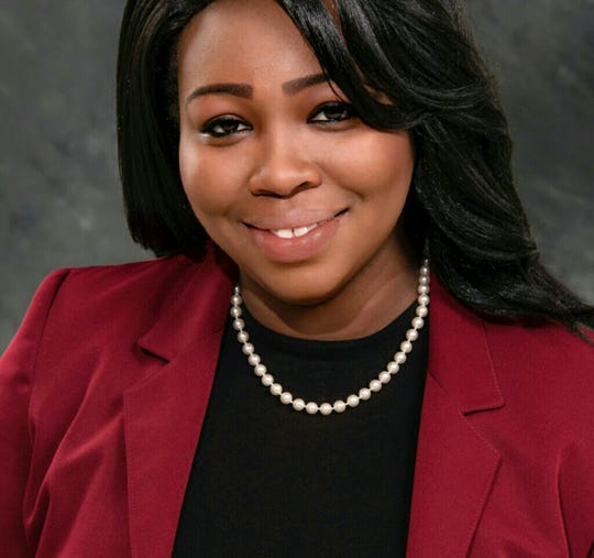 Victoria Mitchner is a Democratic candidate for Brevard County Commission in District 2.