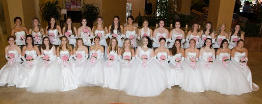 Wade Arnold Florida Today On The Town South Debutante Ball