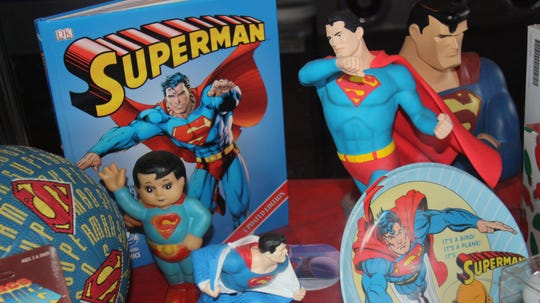 The Super Museum in Metropolis, Illinois, has 70,000 items dedicated to the Man of Steel.