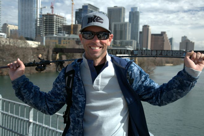 Mike Iaconelli, of Pittsgrove, stars in a new television series on fishing, Fish My City debuts Friday on Nat Geo WILD.