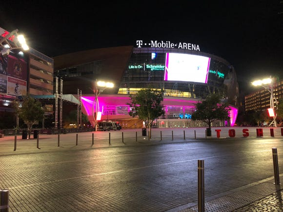 The home of the Golden Knights should be rocking as the Western Conference champions try to prove they were no fluke.