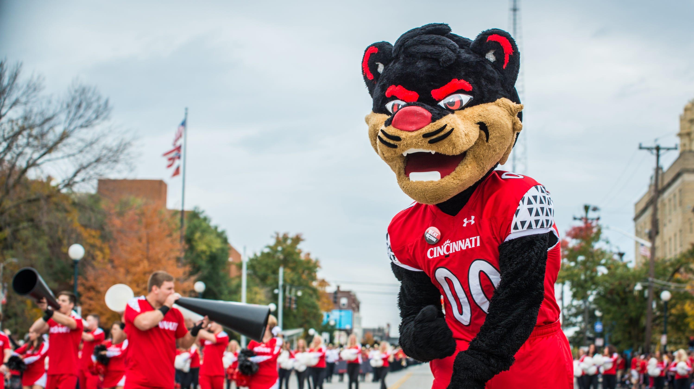 Cincinnati Bearcats - Wikipedia |Cincinnati Bearcats