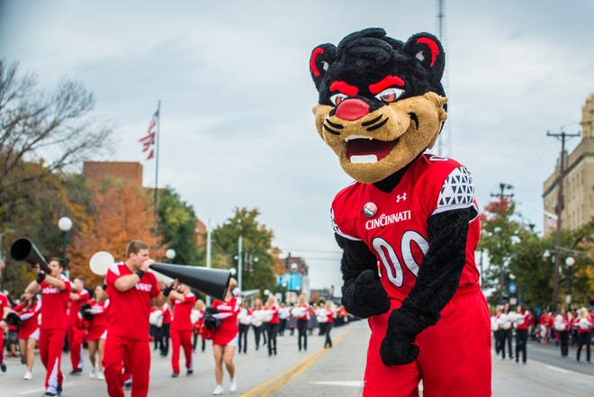 The University of Cincinnati will pay homage to the city's everyday heroes with life-sized Bearcat statues. The exhibit which debuts in 2019 will raise funds to support the university's scholarship and food pantry programs.