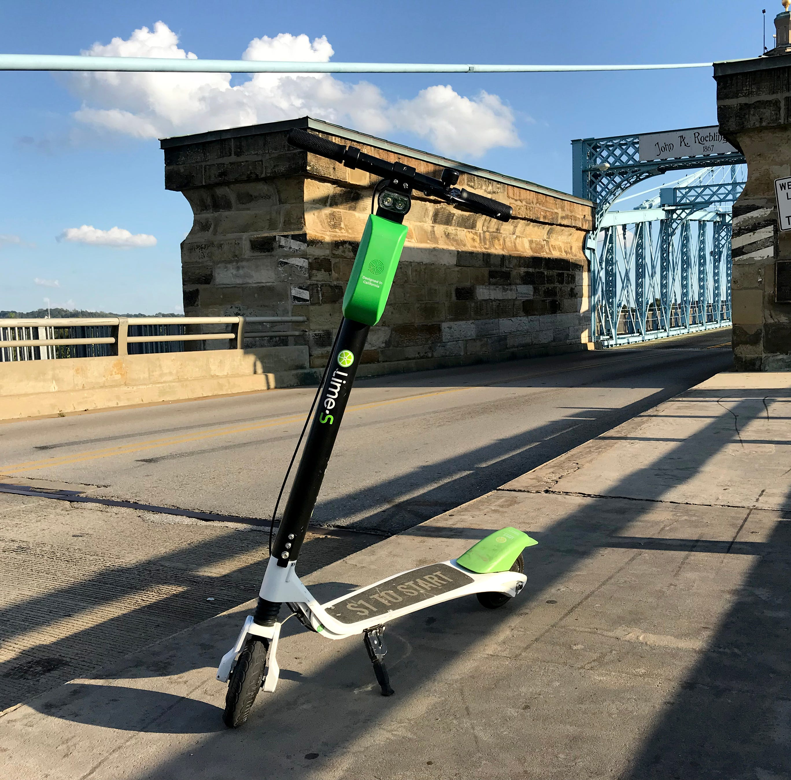 Report: Lime taking some scooters off the streets