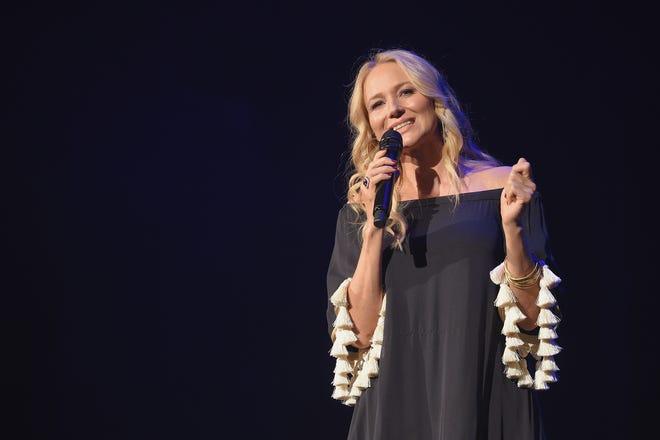 NASHVILLE, TN - SEPTEMBER 19:  Jewel performs onstage at the Nashville Songwriters Awards 2018 at Ryman Auditorium on September 19, 2018 in Nashville, Tennessee.
