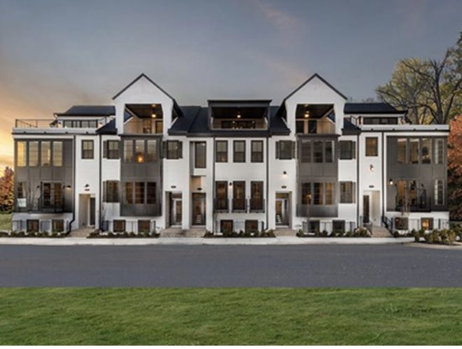 Renderings for an upcoming project in Liberty and West Chester Township.