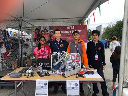 TEECS attends World Maker Fair in New York