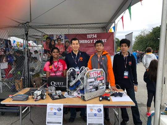 TEECS attends World Maker Fair in New York