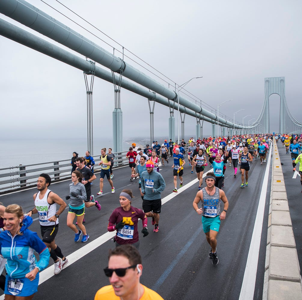 NYC Marathon: Weather looks cool but dry Sunday