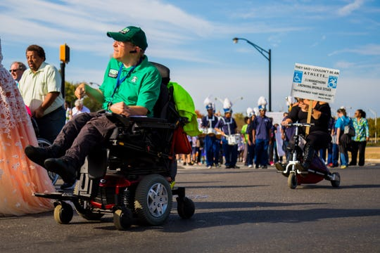 The 8th Annual NJ Disability Pride Parade and Celebration on Friday, Oct. 5, in downtown Trenton.